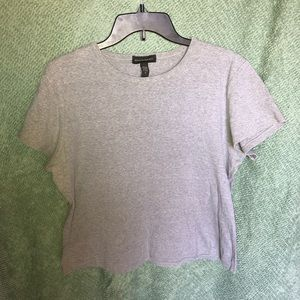 Banana Republic Tee in Gray
